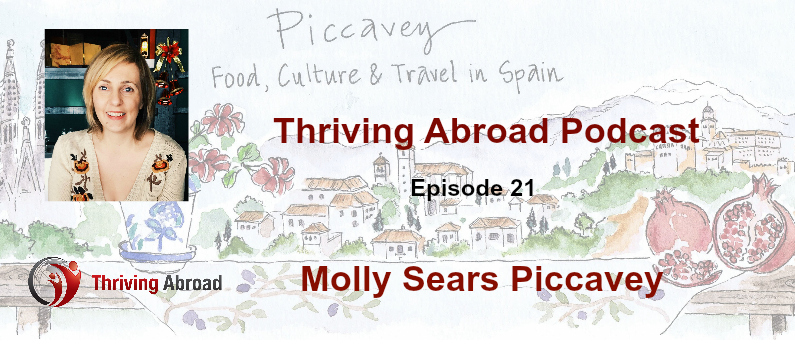 Molly Sears Piccavey – The Allure of Spain