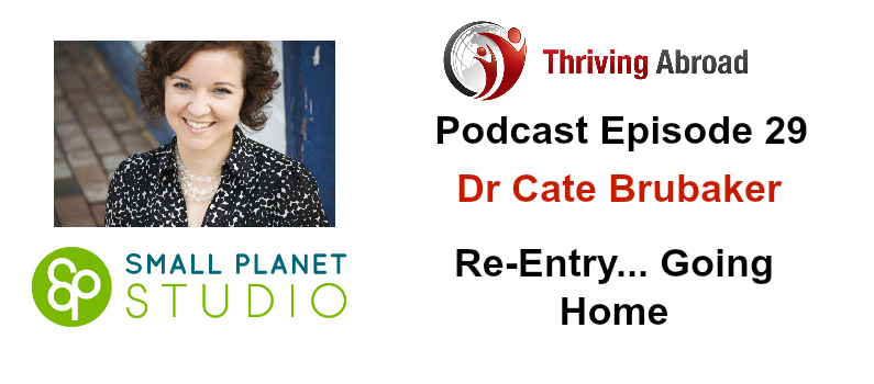 Going Home: An Interview with Dr Cate Brubaker