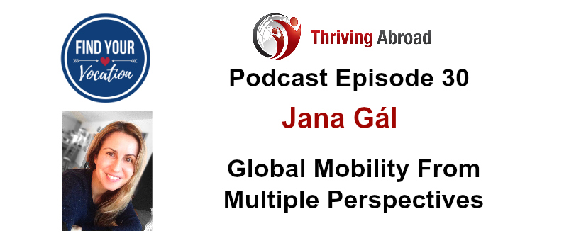 Global Mobility Viewed from Multiple Perspectives: An Interview with Jana Gál